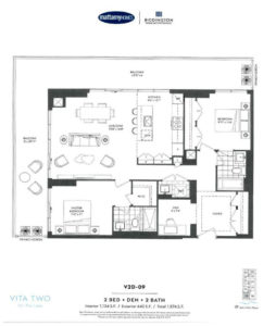 Vita Two-Floor Plan V2D-09